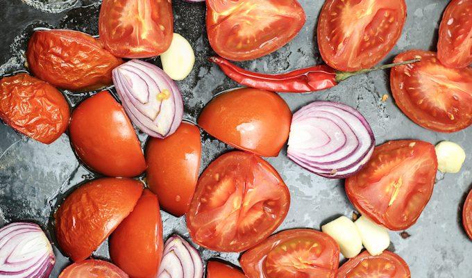 Fruchtige Sommer-Salsa aus vier einfachen Zutaten