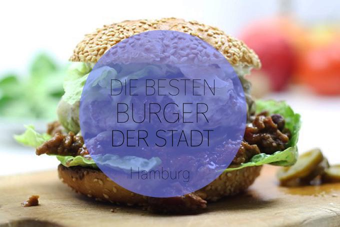 Die besten Burgerläden der Stadt. Hier gibt es in Hamburg Burger mit frischen Zutaten