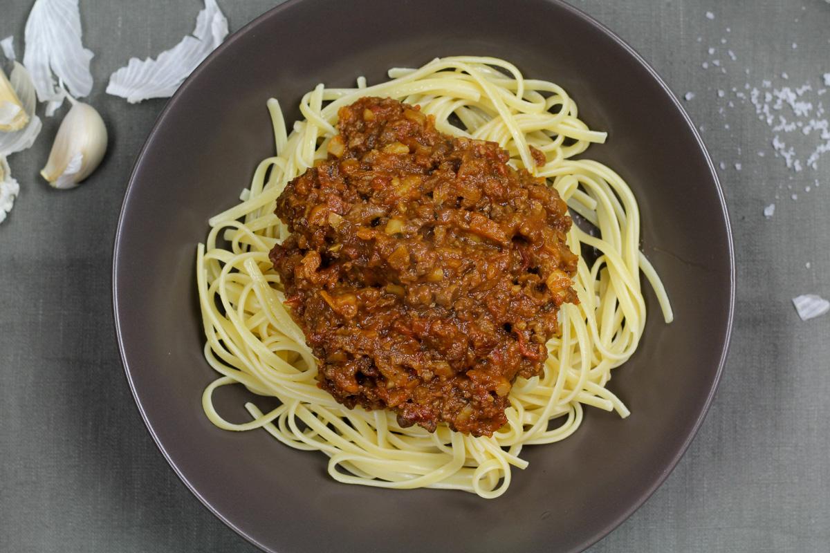 kitchenmate vegetrische bolognese 8