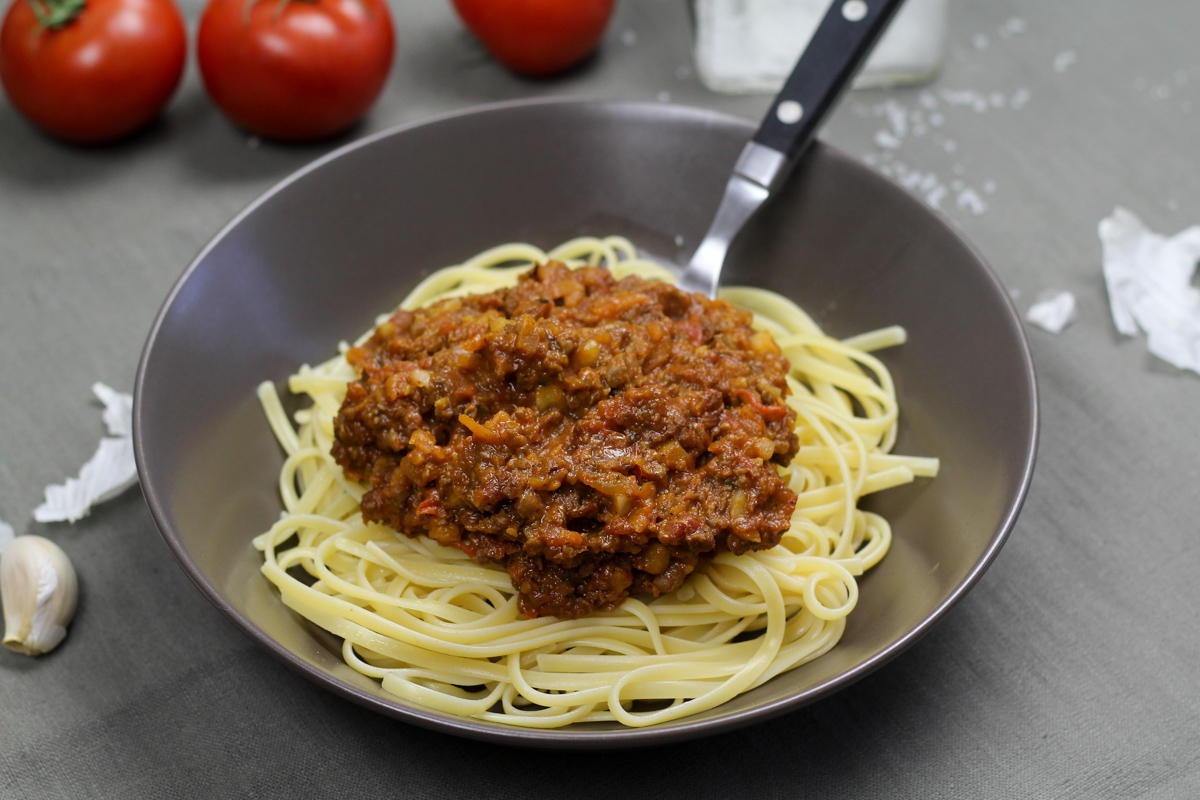 kitchenmate vegetrische bolognese 9