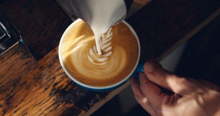 Hamburgs erster Underground Coffee Kiosk