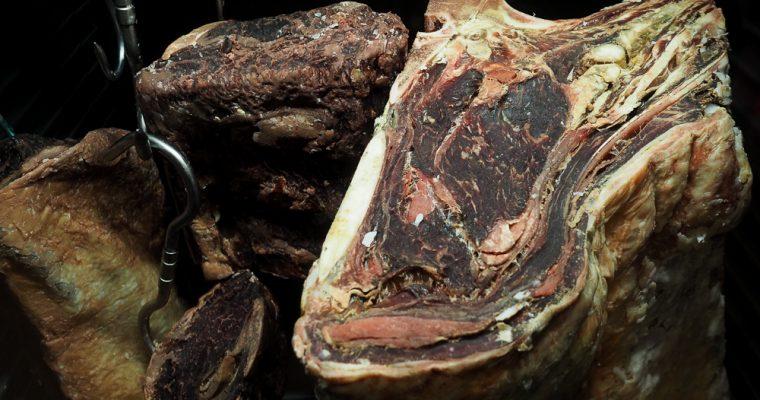 Zu Gast beim Koch und Bio-Rinderzüchter Ludwig Maurer im Bayrischen Wald