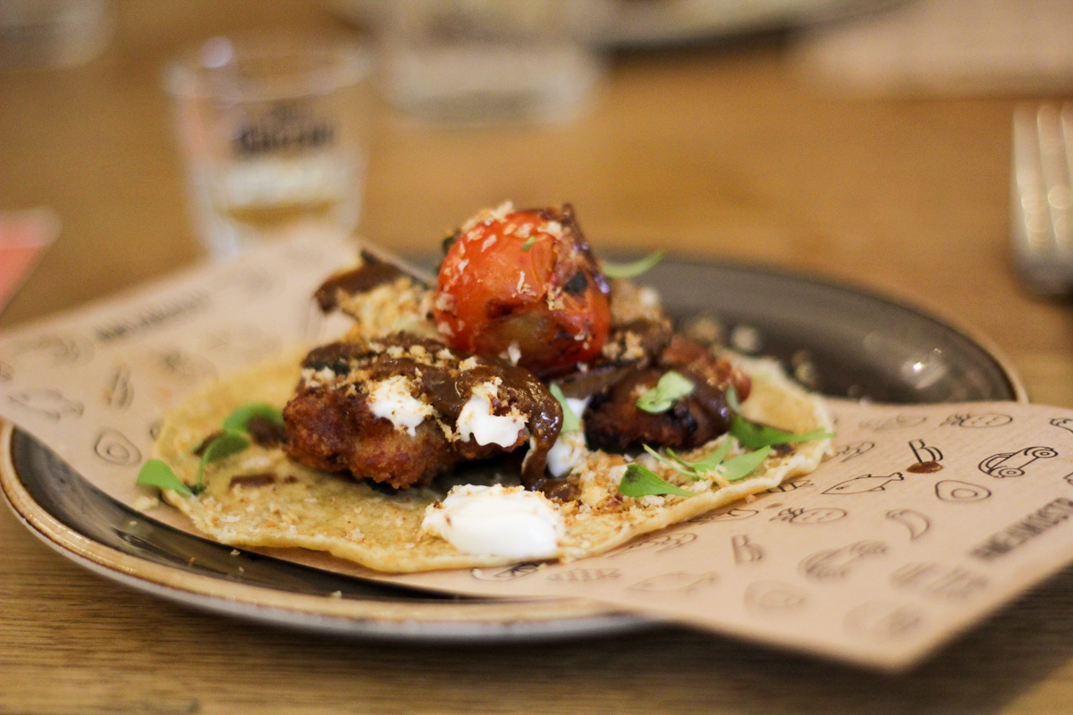 """Scharfes Essen, guter Tequila und ein Stück Mexiko in der Taquería """"Mexiko Strasse"""""""