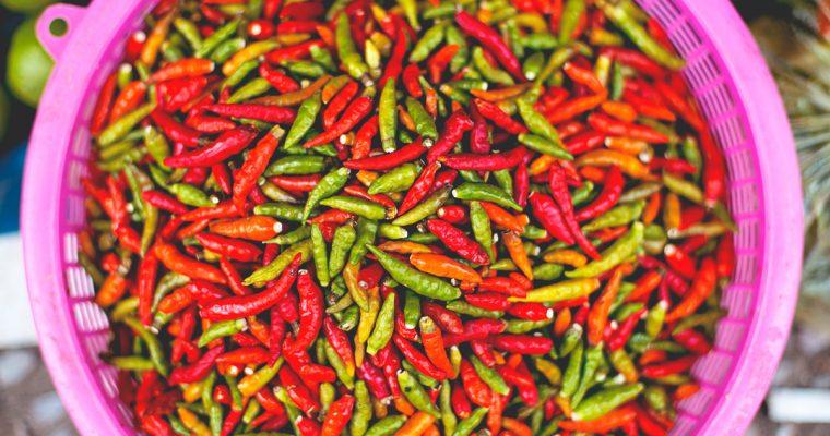 Schärfe Guide: 7 Chilisorten aus der mexikanischen Küche, die jeder kennen sollte