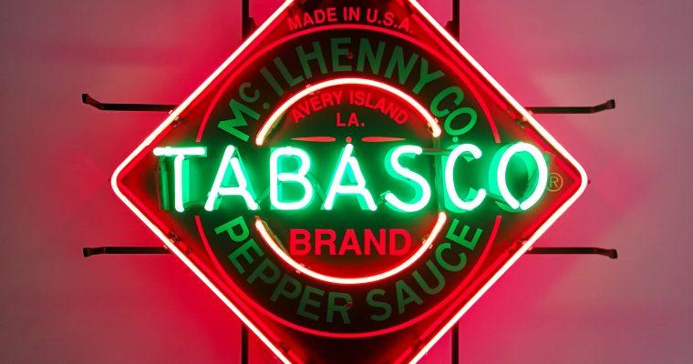 Herzlichen Glückwunsch zum runden Geburtstag! 150 Jahre Tabasco (Gewinnspiel)