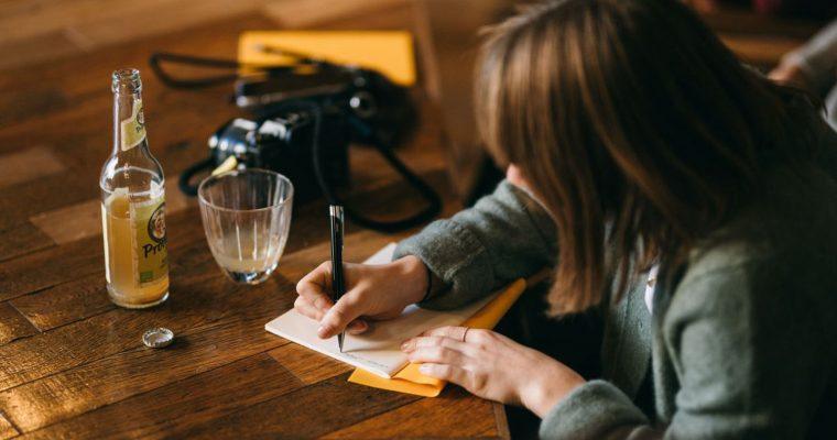 Beauty of Blogging – Schreib-Workshop mit Slam-Poet Florian Cieslik und Tullamore D.E.W.